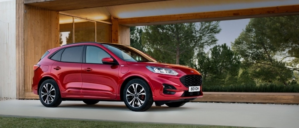 2019 Ford Kuga Release Date
