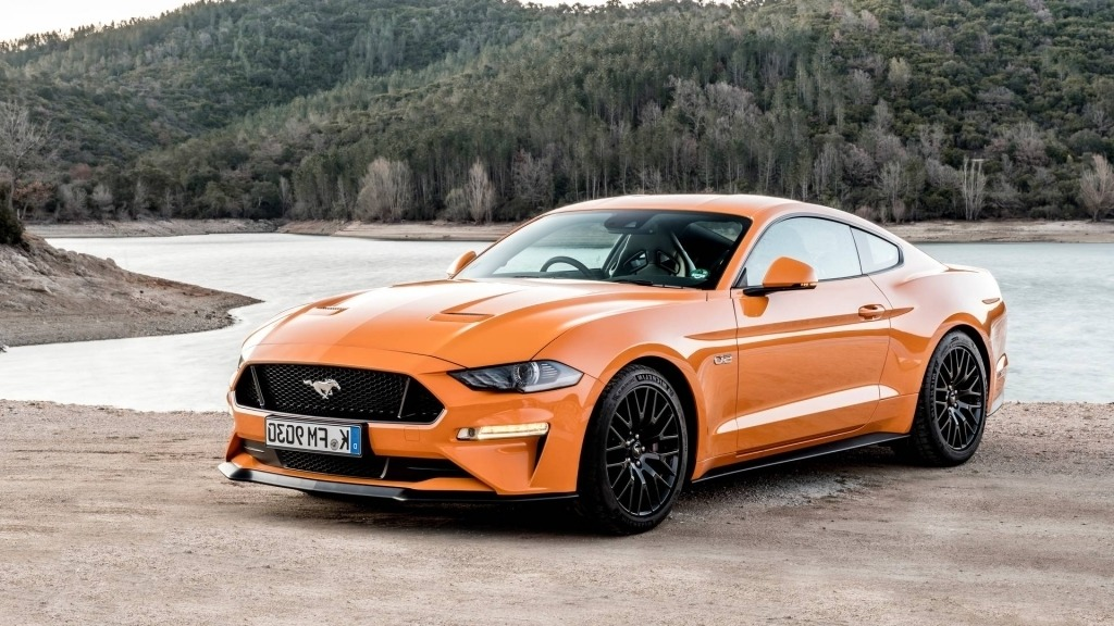 2021 Ford Mustang Drivetrain