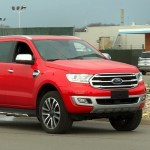 2020 Ford Everest  Pictures