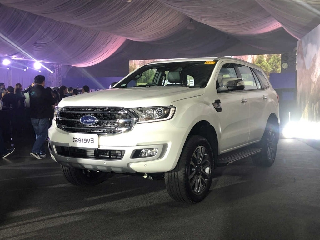 2020 Ford Everest  Powertrain