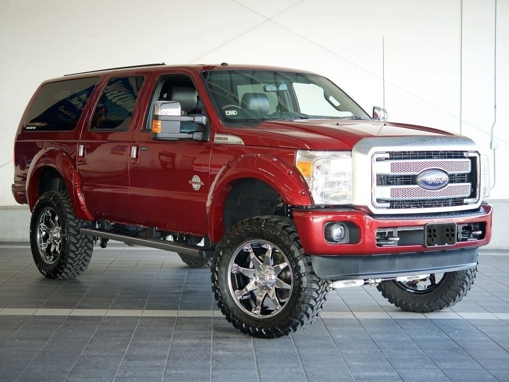 2020 Ford Excursion Powertrain