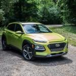 2021 Hyundai Kona Spy Photos