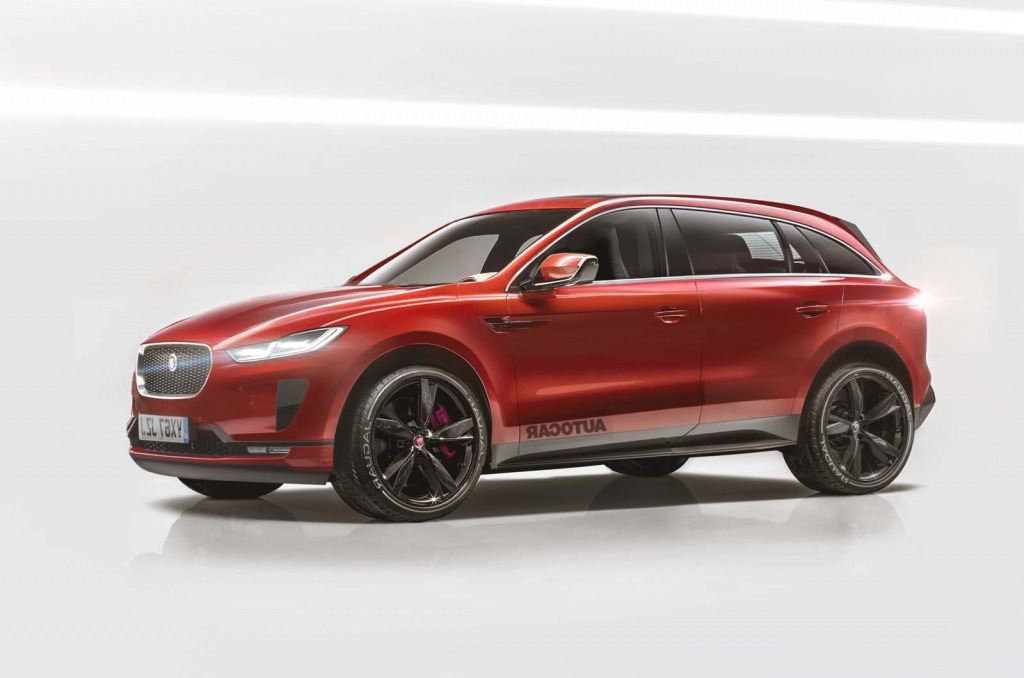 2021 Jaguar J-Pace Price, Specs, Changes, and Release Date ...