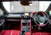 2021 Lexus RC Engine