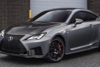 2021 Lexus RCF Drivetrain
