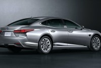 2021 Lexus LS Drivetrain