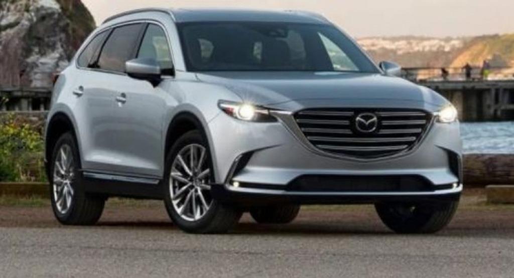 2021 Mazda CX7 Images