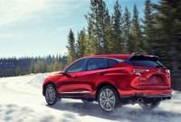 2021 Acura RDX Type S Release date