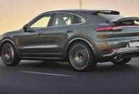 2022 Porsche Cayenne GTS Coupe Drivetrain