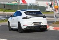 2022 Porsche Cayenne GTS Coupe Powertrain