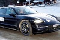 2022 Porsche Taycan Cross Turismo Specs