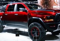 2022 Dodge Ram Rebel TRX Wallpapers