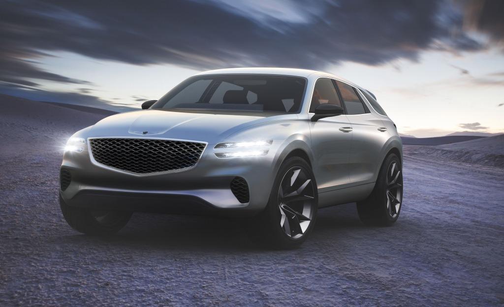 2022 Genesis GV70 Specs