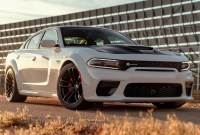 Dodge Charger 2022 Spy Shots