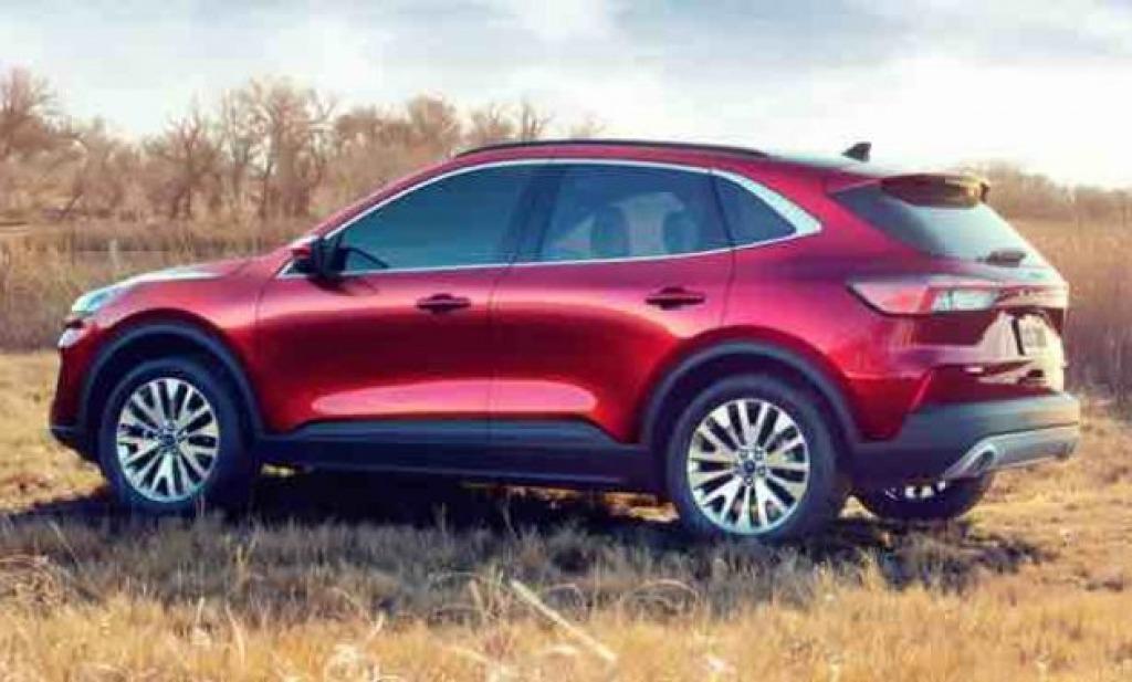 Ford Edge 2022 Concept