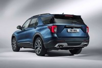 Ford Edge 2022 Images