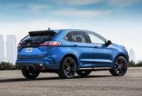 Ford Edge 2022 Spy Shots