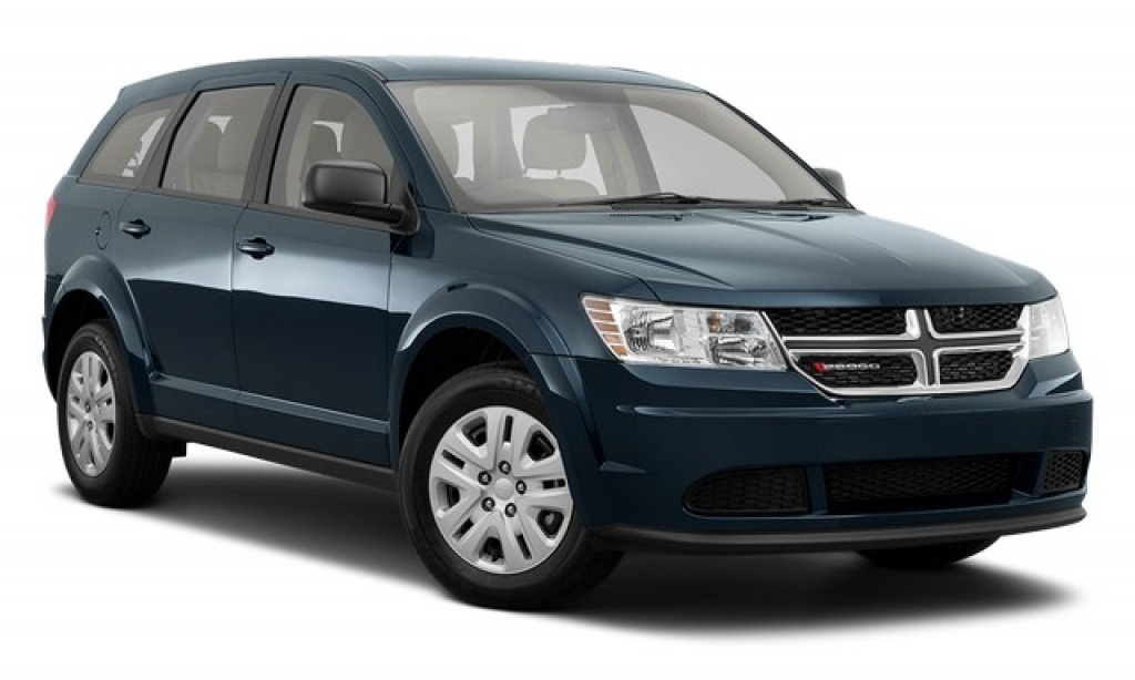 2022 Dodge Journey Drivetrain