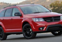 2022 Dodge Journey Images