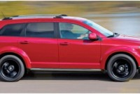 2022 Dodge Journey Spy Photos