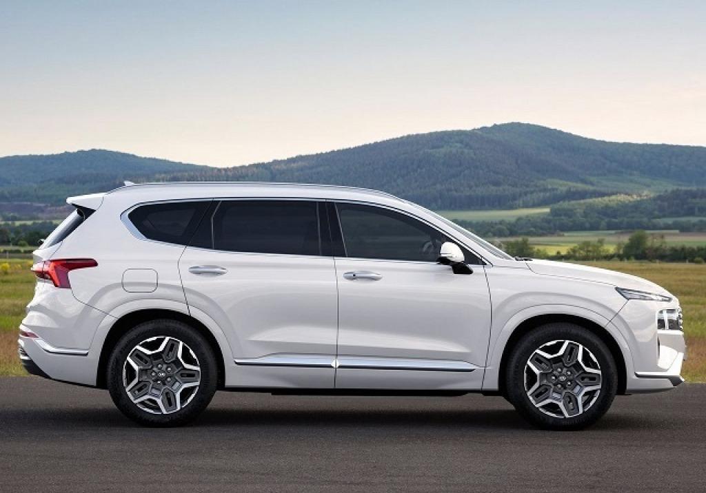 2022 Hyundai Santa Fe Specs