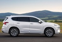 2022 Hyundai Santa Fe Wallpapers