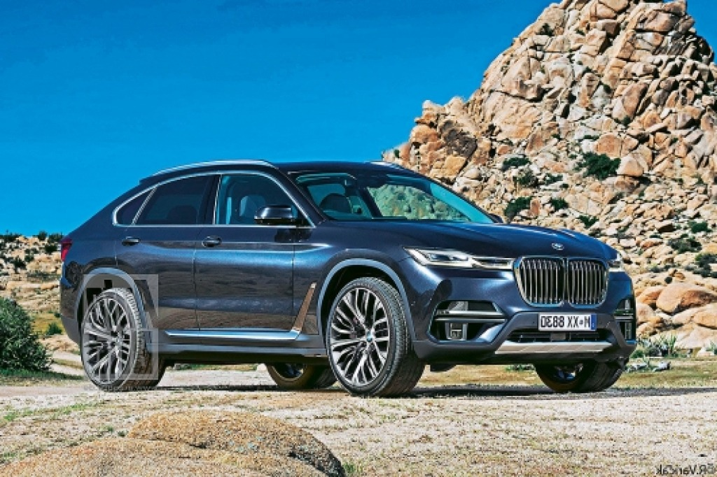 2023 BMW X6 Release Date