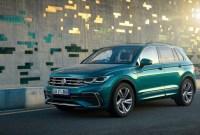 2023 VW Tiguan Spy Shots