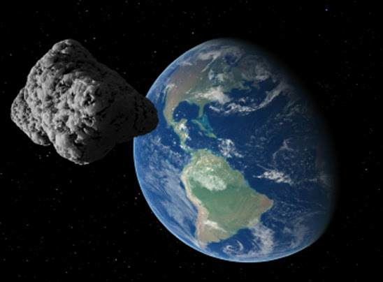 Image result for 2014 rc asteroid
