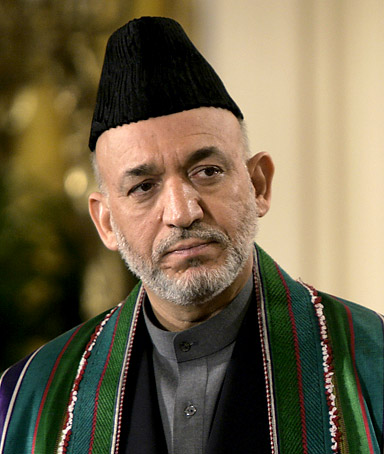 Image result for photo of hamid karzai