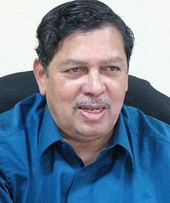 N. Santosh Hegde