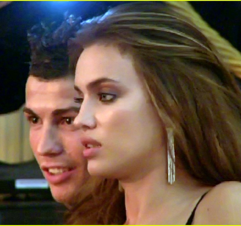Celebrity Clothing Celeb Cristiano Ronaldo Girlfriend