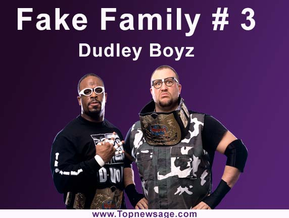 fake families in wwe number 3 Dudley Boyz