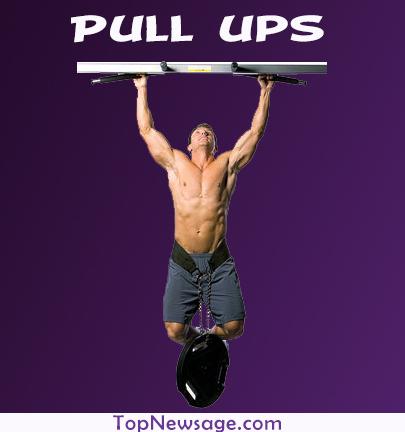 Pull ups for arm wrestling
