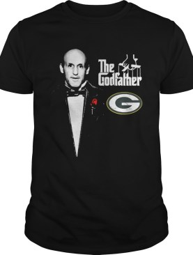 The Godfather Green Bay Packers shirt