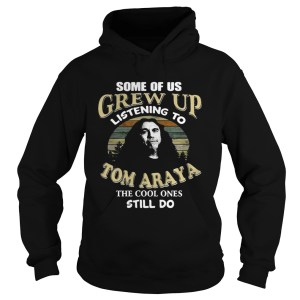 Some of us grew up listening to Tom Araya the cool ones still do shirt Ladies V-Neck