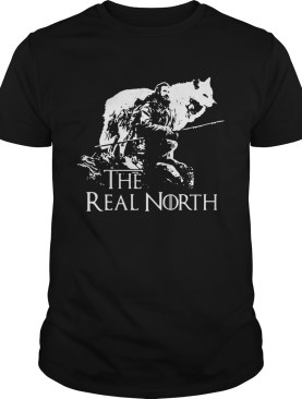 Tormund Giantsbane Direwolves the real north Game Of Thrones shirt