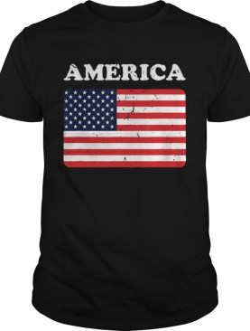 National Flag Of America shirt