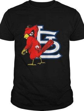 Cardinal St Louis Baseball Fan Shirt