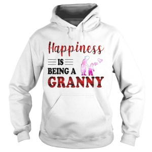 Happiness Is Being A Granny Caro TShirt Hoodie