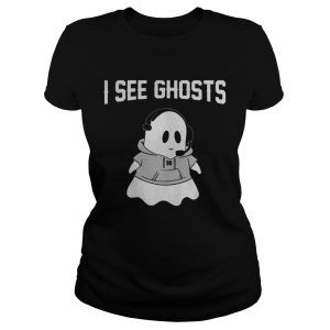 I See Ghosts Classic Ladies