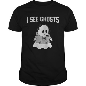 I See Ghosts Unisex