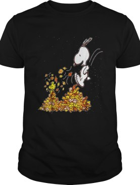 Snoopy Charlie Brown Thanksgiving shirt