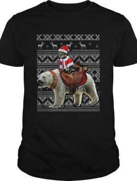 Crazy Cat Lady Ugly Christmas shirt