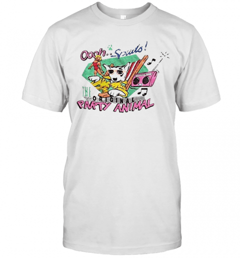 Oooh Spuds The Original Party Animal T-Shirt Classic Men's T-shirt