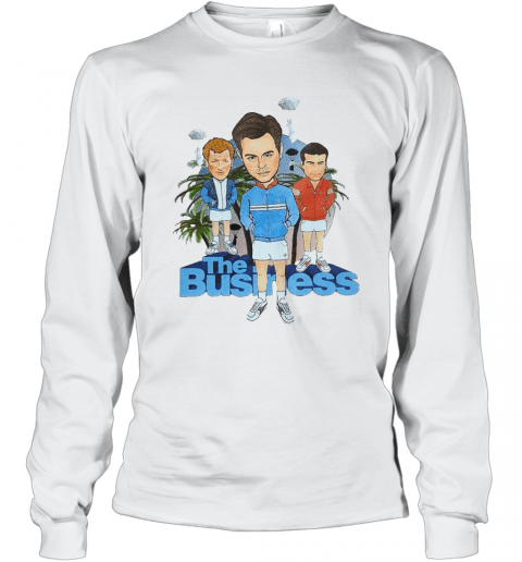 The Business T-Shirt Long Sleeved T-shirt