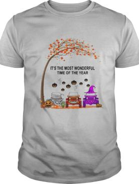 Jeep Is The Most Wondrful Time Of The Year Halloween shirt