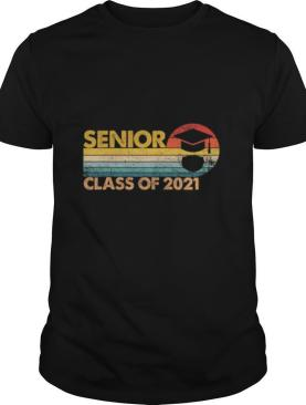 Th Vintage Senior 2021 Class Of 2021 shirt