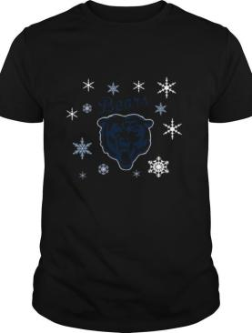 Chicago Bears Hallmark Christmas shirt