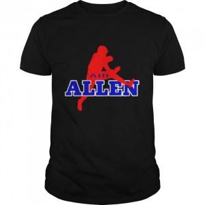 Air Allen Buffalo Bills 2021  Classic Men's T-shirt